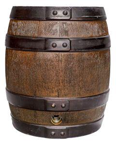 Augustiner Hell Partyfass Holz 20 Liter | GBZ - Die Getränke-Blitzzusteller