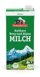 Bergbauer H-Milch 1,5% | GBZ - Die Getränke-Blitzzusteller