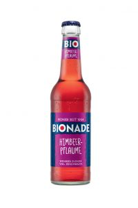 Bionade Bio Himbeer-Pflaume | GBZ - Die Getränke-Blitzzusteller