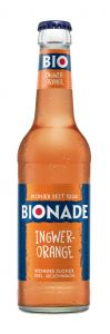 Bionade Bio Ingwer-Orange | GBZ - Die Getränke-Blitzzusteller