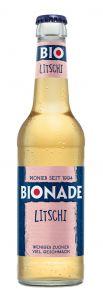 Bionade Bio Litschi | GBZ - Die Getränke-Blitzzusteller