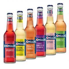 Bionade Bio Mischung | GBZ - Die Getränke-Blitzzusteller