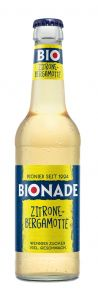 Bionade Bio Zitrone Bergamotte | GBZ - Die Getränke-Blitzzusteller