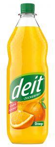 Deit Orange PET | GBZ - Die Getränke-Blitzzusteller