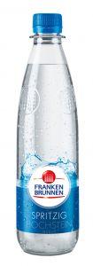 Frankenbrunnen Spritzig Individual PET | GBZ - Die Getränke-Blitzzusteller