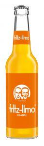 fritz-limo Orangenlimonade | GBZ - Die Getränke-Blitzzusteller
