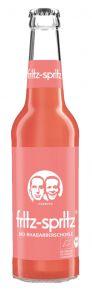 fritz-spritz Rhabarbersaftschorle Bio | GBZ - Die Getränke-Blitzzusteller