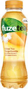 Fuze Tea Grüner Tee Mango Kamille PET | GBZ - Die Getränke-Blitzzusteller