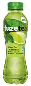 Fuze Tea Limette Minze PET | GBZ - Die Getränke-Blitzzusteller