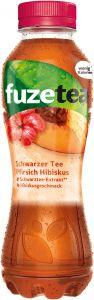 Fuze Tea Pfirsich Hibiskus PET | GBZ - Die Getränke-Blitzzusteller