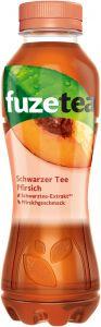 Fuze Tea Pfirsich PET | GBZ - Die Getränke-Blitzzusteller