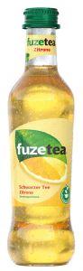 Fuze Tea Zitrone Glas  | GBZ - Die Getränke-Blitzzusteller
