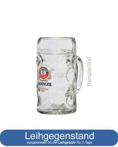 Erdinger Glaskrug 15x1,0l | GBZ - Die Getränke-Blitzzusteller