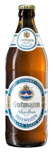 Gutmann Hefeweizen Alkoholfrei   GBZ - Die Getränke-Blitzzusteller