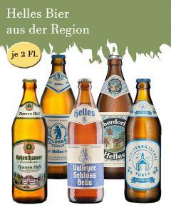 Helles aus der Region | GBZ - Die Getränke-Blitzzusteller