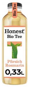 Honest Tea Weißer Tee Pfirsich & Rosmarin Bio | GBZ - Die Getränke-Blitzzusteller