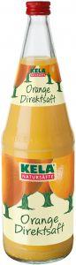 KELA Direkt-Orangensaft   GBZ - Die Getränke-Blitzzusteller