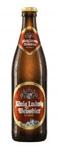König Ludwig Weissbier Dunkel   GBZ - Die Getränke-Blitzzusteller