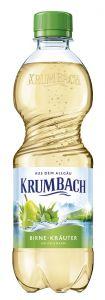 Krumbach Birne-Kräuter PET | GBZ - Die Getränke-Blitzzusteller