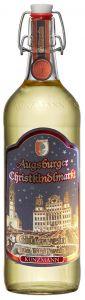 Kunzmann Augsburger Christkindlmarkt Glühwein Edition weiß