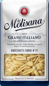 La Molisana Gnocchetti Sardi Nr. 27 500 g