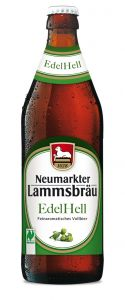 Lammsbräu Bio Edelhell | GBZ - Die Getränke-Blitzzusteller