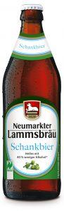 Lammsbräu Bio Schankbier | GBZ - Die Getränke-Blitzzusteller