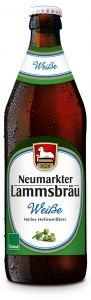 Lammsbräu Bio Weisse | GBZ - Die Getränke-Blitzzusteller