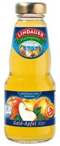Lindauer Gold-Apfelsaft klar | GBZ - Die Getränke-Blitzzusteller