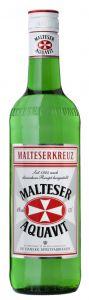 Malteserkreuz Aquavit | GBZ - Die Getränke-Blitzzusteller