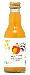 Natürlich Apfel-Mangosaft Bio | GBZ - Die Getränke-Blitzzusteller