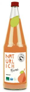 Natürlich Birnensaft Bio | GBZ - Die Getränke-Blitzzusteller