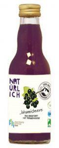 Natürlich Johannisbeer-Nektar Bio | GBZ - Die Getränke-Blitzzusteller