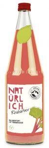 Natürlich Rhabarber-Nektar Bio | GBZ - Die Getränke-Blitzzusteller