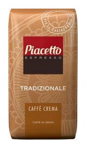 Piacetto Caffè Crema Tradizionale | GBZ - Die Getränke-Blitzzusteller