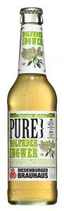 Pure Holunder-Ingwer Bio | GBZ - Die Getränke-Blitzzusteller