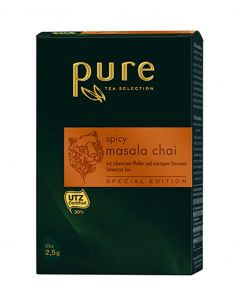 PURE Tea Masala Chai | GBZ - Die Getränke-Blitzzusteller