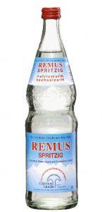 Remus Spritzig | GBZ - Die Getränke-Blitzzusteller