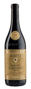 Renato Ratti Barolo Marcenasco 50th Anniversary DOCG