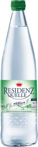 Residenzquelle Medium Glas | GBZ - Die Getränke-Blitzzusteller