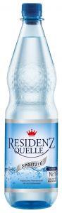 Residenzquelle Spritzig PET | GBZ - Die Getränke-Blitzzusteller