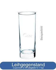 Saft- & Wasserglas | GBZ - Die Getränke-Blitzzusteller