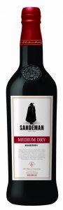 Sandemann Medium Dry | GBZ - Die Getränke-Blitzzusteller