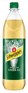 Schweppes Ginger Ale PET | GBZ - Die Getränke-Blitzzusteller