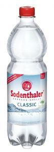 Sodenthaler Classic PET 12*1,0l ist ein Wasser mit Kohlensäure. Jetzt bei GBZ bestellen.