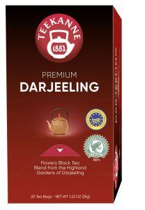 Teekanne Premium Darjeeling Selection (Rainforest Alliance)   GBZ - Die Getränke-Blitzzusteller