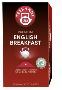 Teekanne Premium English Breakfast (Rainforest Alliance) | GBZ - Die Getränke-Blitzzusteller