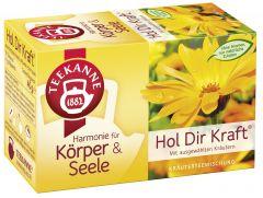 Teekanne Harmonie für Körper & Seele - Hol Dir Kraft | GBZ - Die Getränke-Blitzzusteller