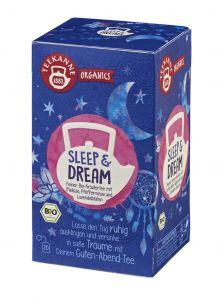Teekanne Organics Sleep & Dream Bio | GBZ - Die Getränke-Blitzzusteller