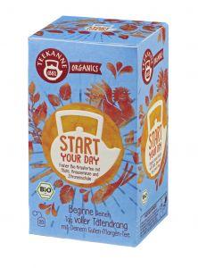 Teekanne Organics Start Your Day Bio | GBZ - Die Getränke-Blitzzusteller